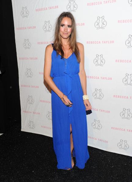 Ruffled「Rebecca Taylor - Backstage - Spring 2012 Mercedes-Benz Fashion Week」:写真・画像(5)[壁紙.com]