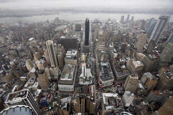 Empire State Building「Gas Odor Investigated In New York City」:写真・画像(0)[壁紙.com]