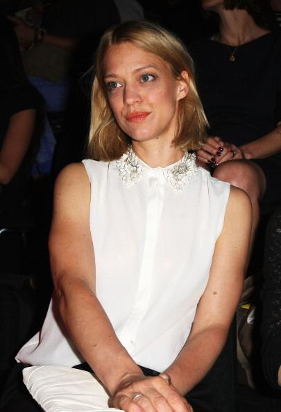 Sleeveless Top「Kaviar Gauche:  Runway - Mercedes-Benz Fashion Week Spring/Summer 2013」:写真・画像(18)[壁紙.com]