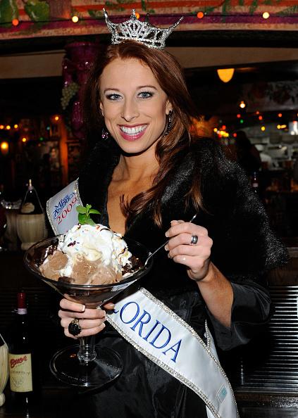 Sweet Food「Miss America Contestants Visit Buca Di Beppo Restaurant」:写真・画像(12)[壁紙.com]