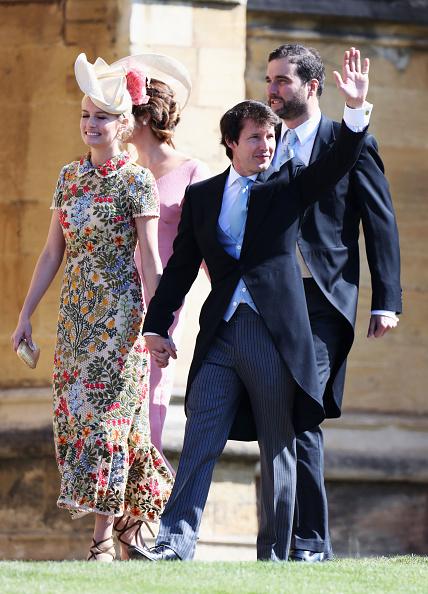 到着「Prince Harry Marries Ms. Meghan Markle - Windsor Castle」:写真・画像(8)[壁紙.com]