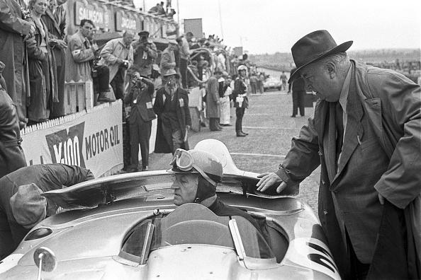 Auto Racing「Karl Kling, Alfred Neubauer, 24 Hours Of Le Mans」:写真・画像(3)[壁紙.com]