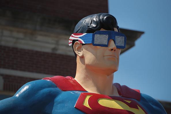 横位置「Towns In Midwest Prepare For Influx Of Tourists For Upcoming Eclipse」:写真・画像(8)[壁紙.com]