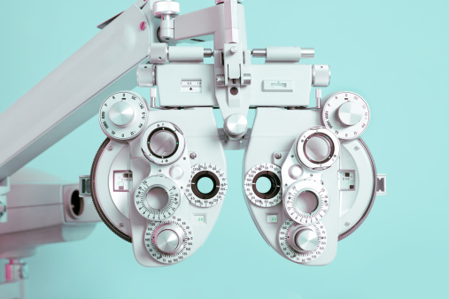 Optometrist「Phoroptor Close Up」:スマホ壁紙(3)