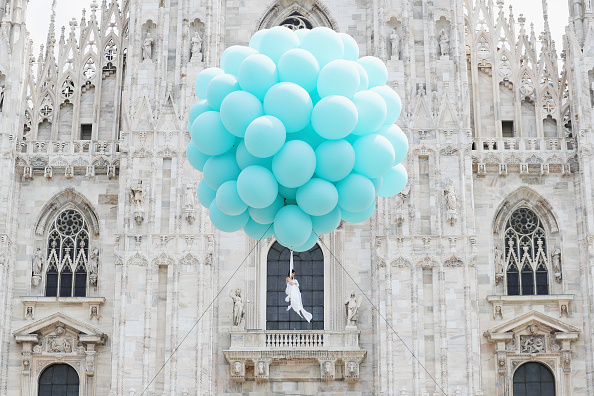 Jewelry「Tiffany & Co. - Milan Duomo New Store Opening - Ribbon Cutting Ceremony」:写真・画像(3)[壁紙.com]