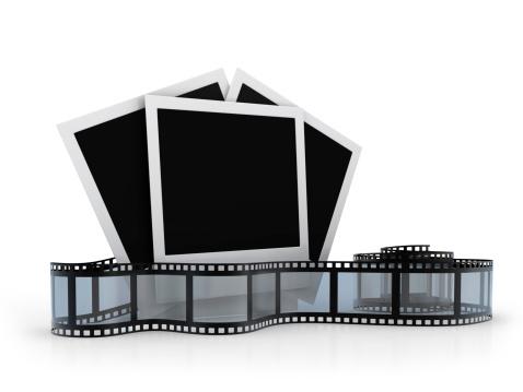 Instant Print Transfer「Retro Frames  with spiral Film」:スマホ壁紙(14)