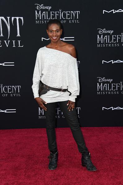 "El Capitan Theatre「World Premiere Of Disney's ""Maleficent: Mistress Of Evil"" - Red Carpet」:写真・画像(10)[壁紙.com]"