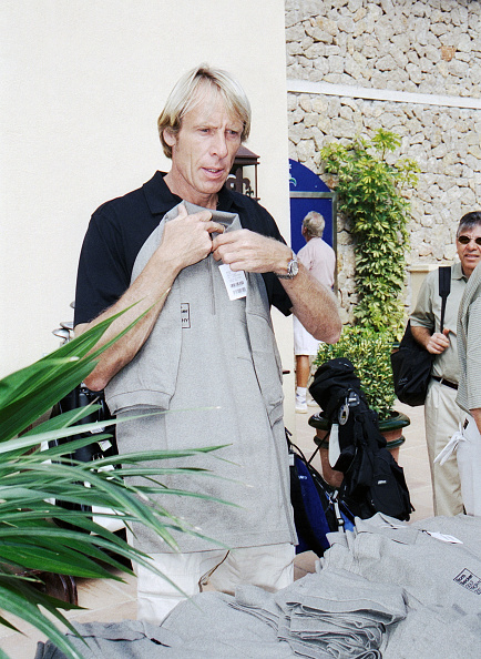 Month「Boris Becker Golf Trophy 2001」:写真・画像(15)[壁紙.com]