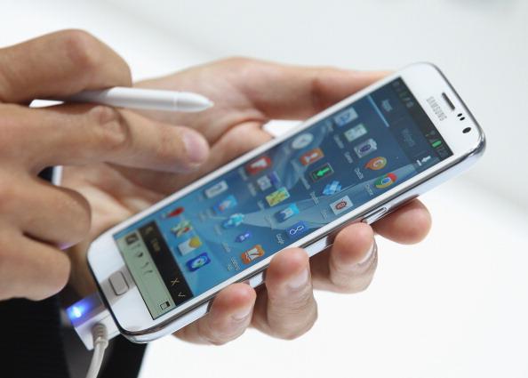 Samsung Galaxy「IFA 2012 Consumer Electronics Trade Fair」:写真・画像(7)[壁紙.com]