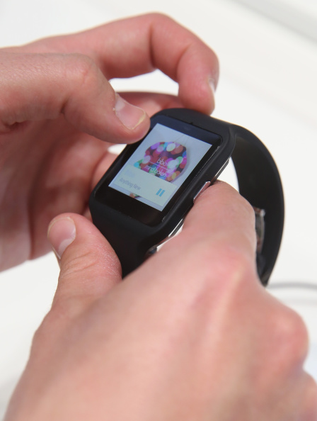 Wearable Computer「IFA Consumer Electronics Trade Fair 2014」:写真・画像(5)[壁紙.com]