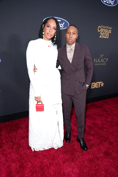 51st NAACP Image Awards「BET Presents The 51st NAACP Image Awards - Red Carpet」:写真・画像(6)[壁紙.com]