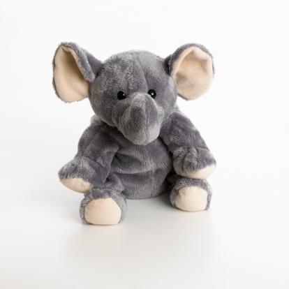 象「Toy elephant」:スマホ壁紙(7)