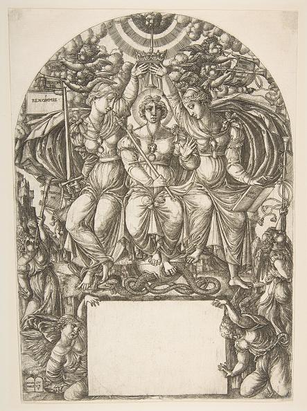 Duvet「La Majeste Royale by  Jean Duvet」:写真・画像(13)[壁紙.com]