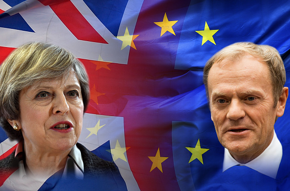 Composite Image「Article 50 Official Date To Trigger Brexit Process Confirmed」:写真・画像(12)[壁紙.com]