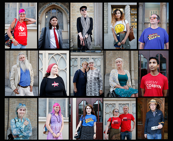 Composite Image「Corbynistas Attends A Jeremy Corbyn Campaign Rally In Brighton」:写真・画像(4)[壁紙.com]