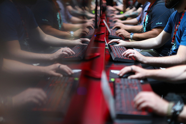 Desktop PC「Annual E3 Gaming Industry Conference Held In Los Angeles」:写真・画像(19)[壁紙.com]