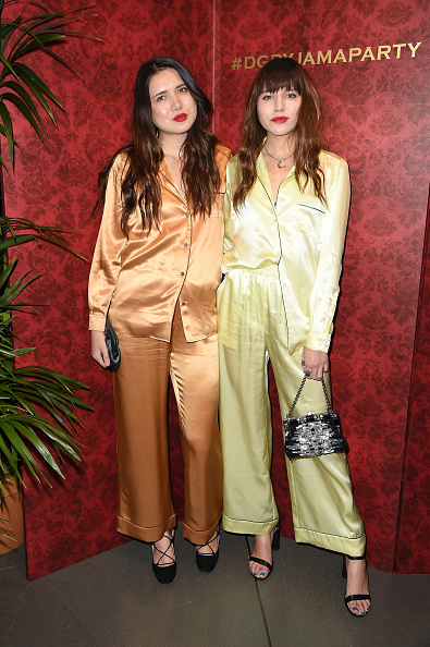 Pajamas「Dolce & Gabbana Pyjama Party At 5th Avenue Boutique」:写真・画像(9)[壁紙.com]