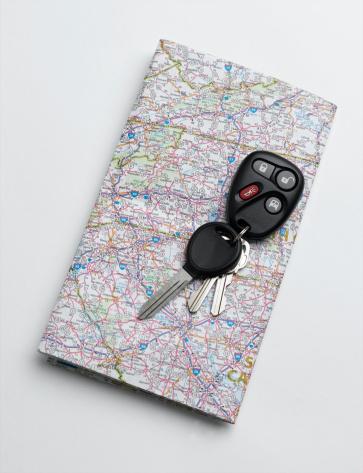 Eco Tourism「Map and Keys」:スマホ壁紙(12)