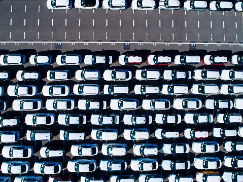 Car Dealership「A line of cars.」:スマホ壁紙(11)