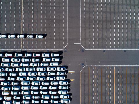 Car Dealership「A line of cars.」:スマホ壁紙(2)