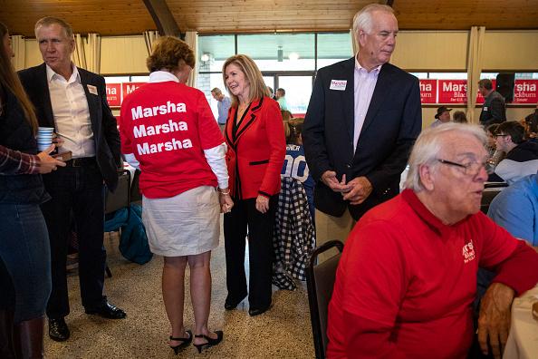 North Carolina - US State「GOP Senate Candidate Marsha Blackburn Campaigns In Tennessee」:写真・画像(2)[壁紙.com]