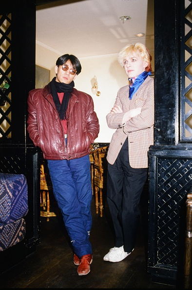 デヴィッド シルヴィアン「David Sylvian Japan And Ryuichi Sakamoto Getting Interviewed At A Hotel」:写真・画像(6)[壁紙.com]