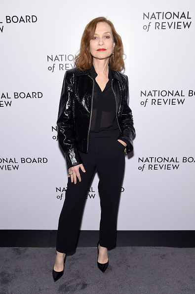Isabelle Huppert「The National Board Of Review Annual Awards Gala - Inside」:写真・画像(7)[壁紙.com]