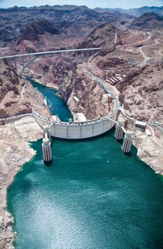 Generator「Hoover Dam」:スマホ壁紙(17)
