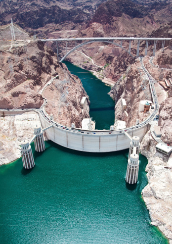 Generator「Hoover Dam.  Arizona/ Nevada」:スマホ壁紙(13)