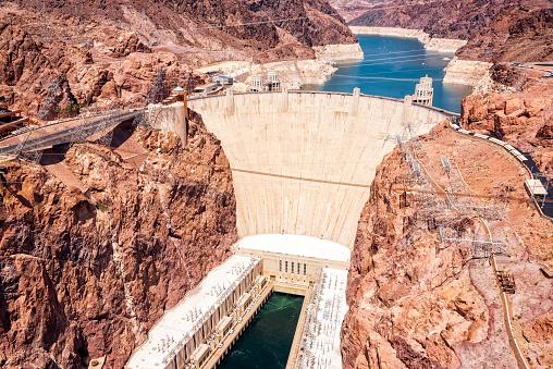 Generator「Hoover Dam」:スマホ壁紙(15)
