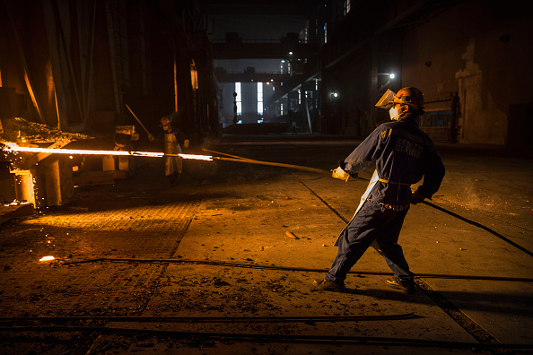 Industrial Equipment「A Look Inside China's Steel Industry」:写真・画像(17)[壁紙.com]