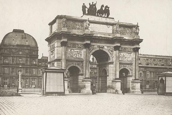 Arch - Architectural Feature「Place Du Carrousel」:写真・画像(9)[壁紙.com]