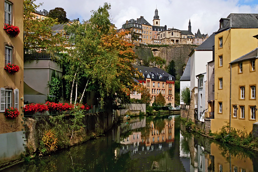 Famous Place「Luxembourg」:スマホ壁紙(0)