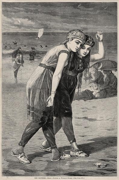 1870-1879「The Bathers」:写真・画像(8)[壁紙.com]