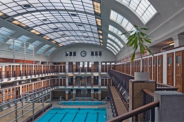 Bathhouse「The Amalienbad In Vienna」:写真・画像(13)[壁紙.com]