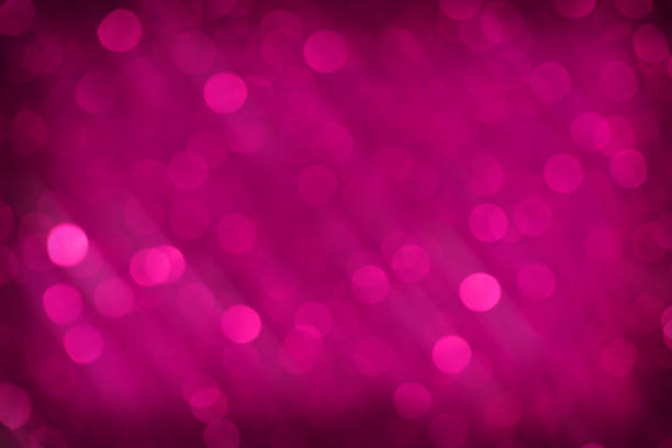 Defocused lights background (purple):スマホ壁紙(壁紙.com)