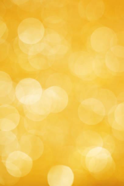 Defocused lights background (golden):スマホ壁紙(壁紙.com)