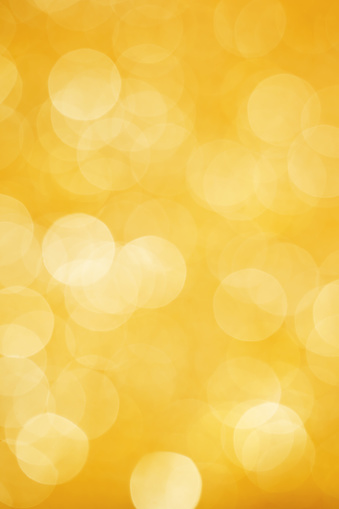 Birthday Card「Defocused lights background (golden)」:スマホ壁紙(11)