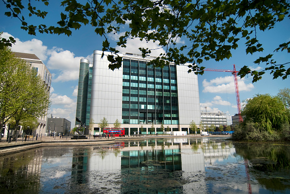 Data Center「Global Switch 2 Data Centre in Canary Wharf - East India Docks」:写真・画像(13)[壁紙.com]