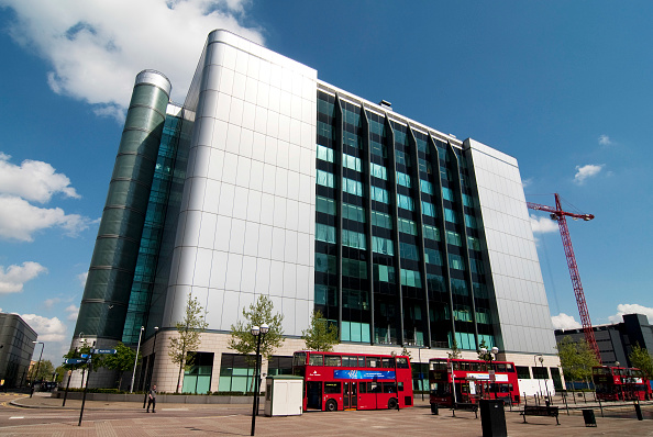 Data Center「Global Switch 2 Data Centre in Canary Wharf - East India Docks」:写真・画像(12)[壁紙.com]