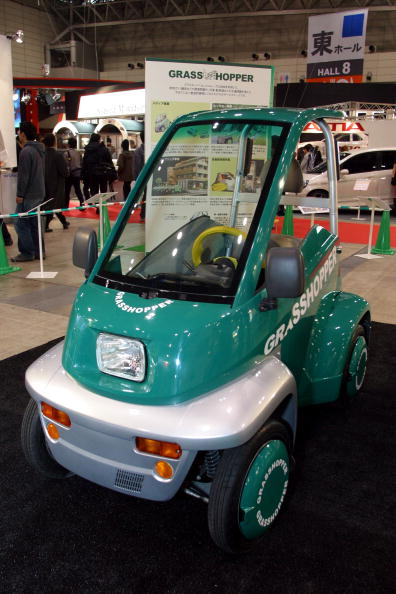 Tokyo Auto Salon「New Cars Introduced At Tokyo Auto Salon」:写真・画像(18)[壁紙.com]