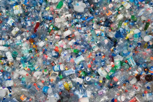 Bottle「Germany, Empty plastic bottles recycling」:スマホ壁紙(19)