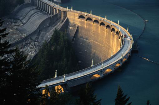 ディアブロダム「Diablo Dam, Washington」:スマホ壁紙(4)