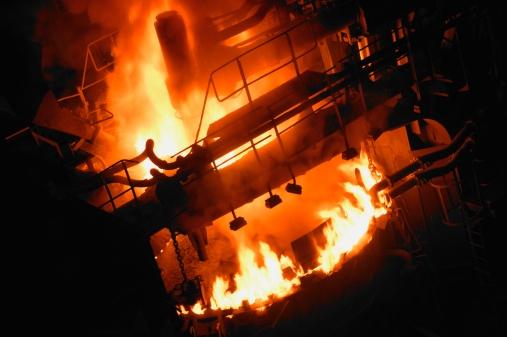 Pharmaceutical Manufacturing Machine「Molten steel factory」:スマホ壁紙(16)