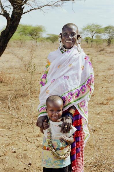 30-34 Years「The Maasai And The Tanzanian Drought」:写真・画像(11)[壁紙.com]