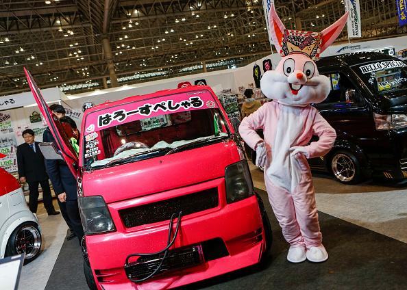 Tokyo Auto Salon「TOKYO AUTO SALON 2016」:写真・画像(12)[壁紙.com]