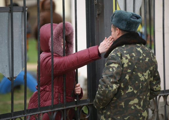 Affectionate「Concerns Grow In Ukraine Over Pro Russian Demonstrations In The Crimea Region」:写真・画像(7)[壁紙.com]