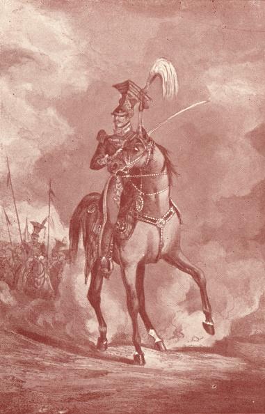 Dust「'Officer, 9th Lancers', C1825 (1909)」:写真・画像(8)[壁紙.com]