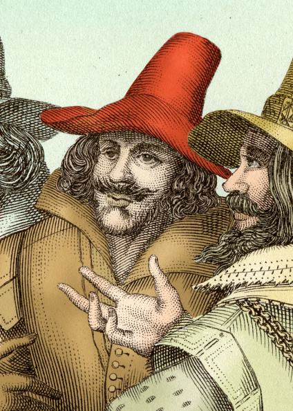 Fototeca Storica Nazionale「GUY FAWKES AND ROBERT CATESBY」:写真・画像(8)[壁紙.com]