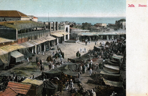 Middle East「Jaffa market with tent stalls」:写真・画像(5)[壁紙.com]